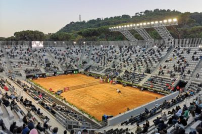 grand stand arena foro italico roma tennis panoramica