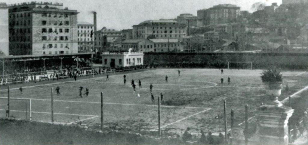 marassi genova stadio ferraris 1911