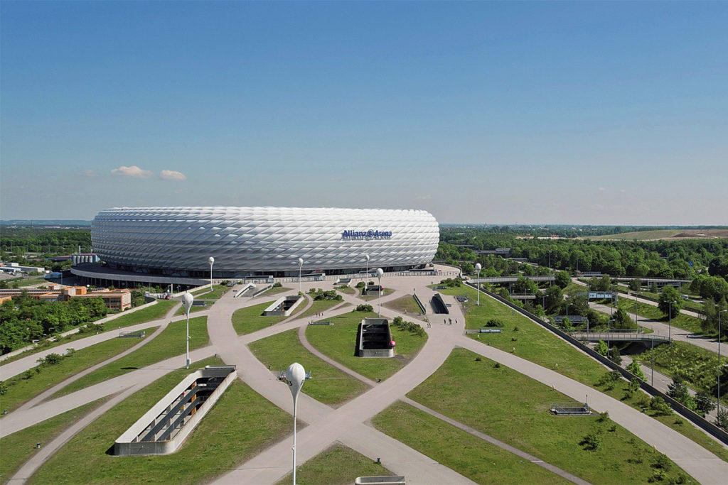 allianz arena monaco euro 2020