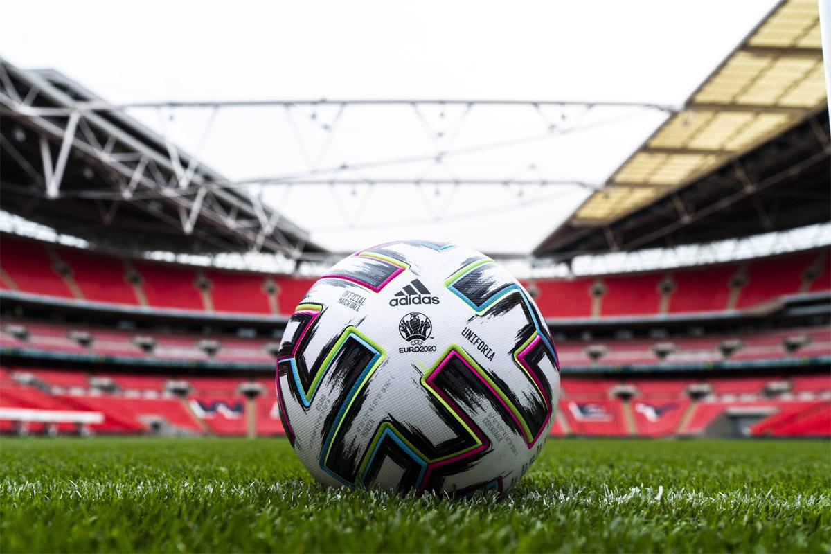 euro 2020 uniforia pallone ufficiale