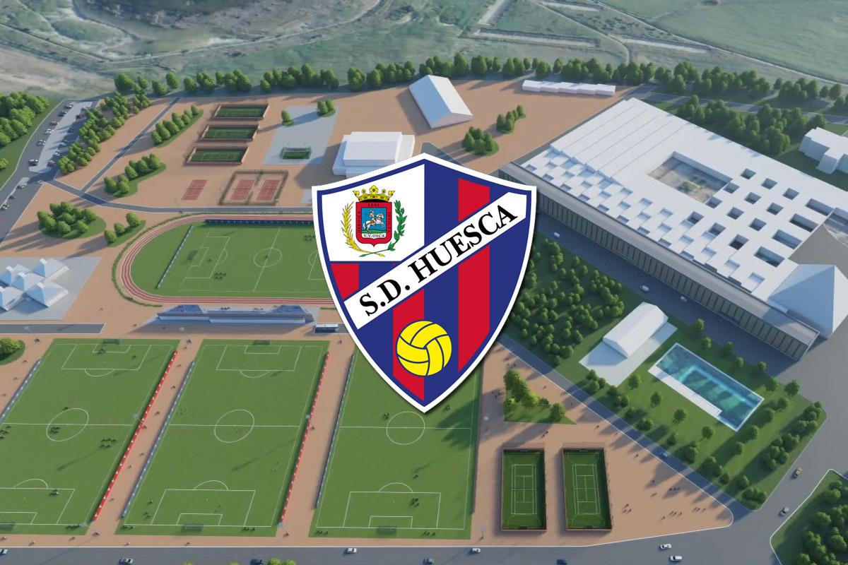 huesca centro sportivo academy