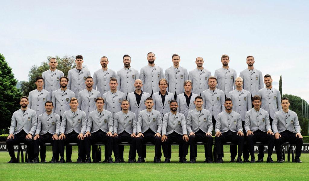 italia euro 2020 nazionale divisa abito armani