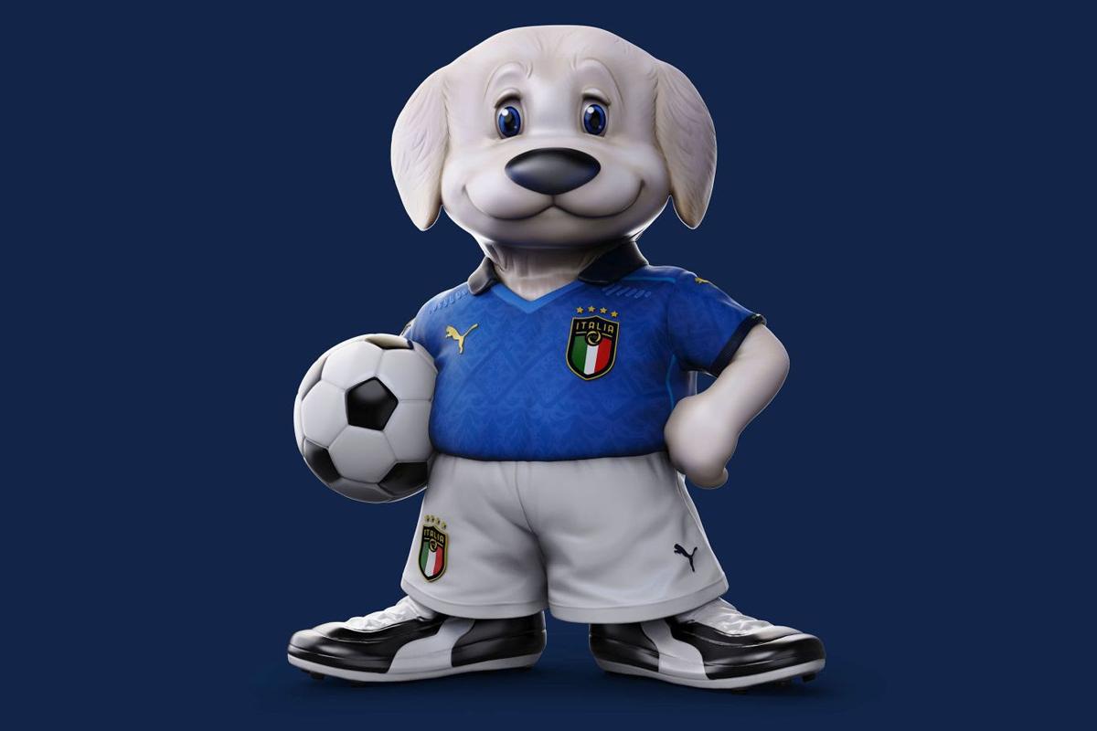 italia mascotte carlo rambaldi