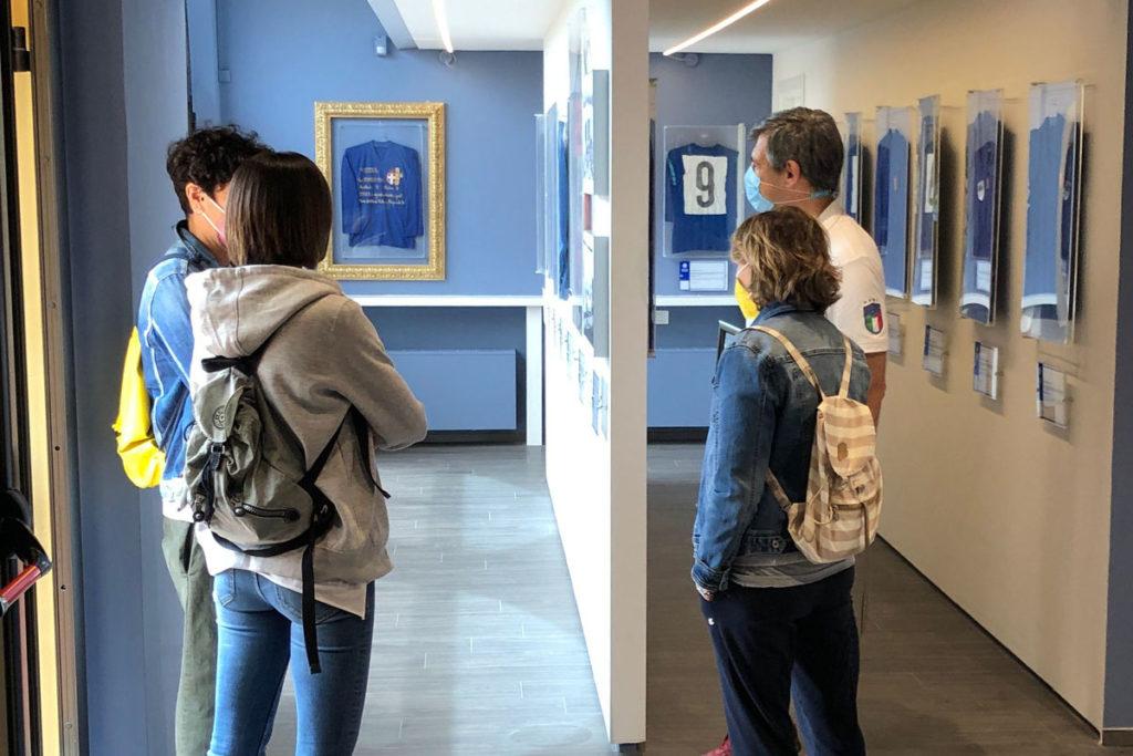 museo del calcio coverciano apertura gratuita euro 2020