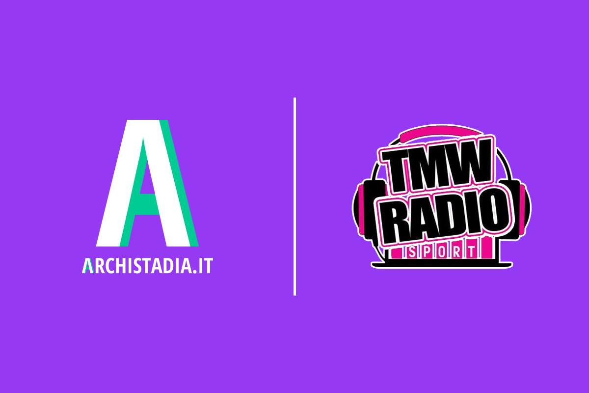 tmw radio archistadia rubrica collaborazione stadi