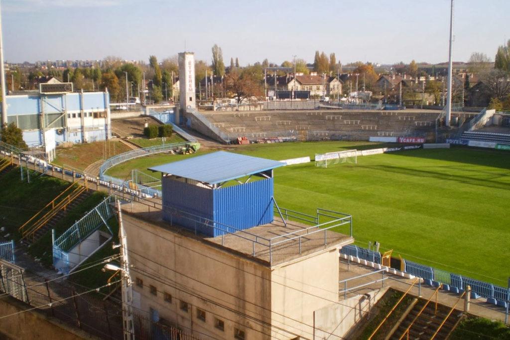 fuga per la vittoria location stadio budapest