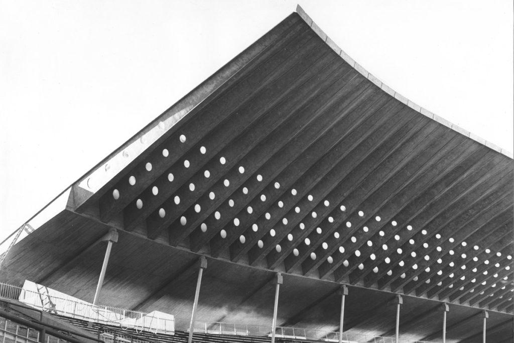 stadio flaminio copertura originale