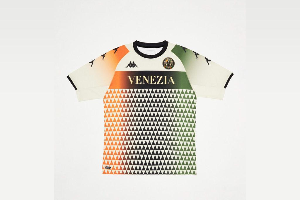 venezia nuova maglia trasferta