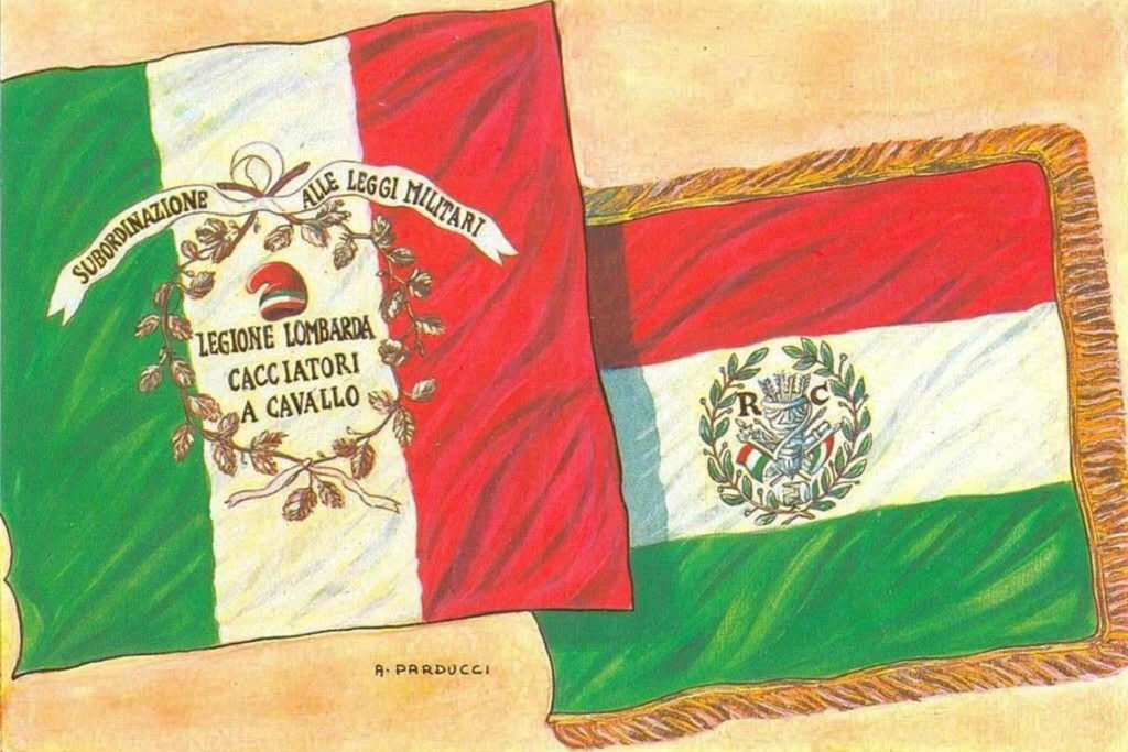 italia bandiera repubblica cisalpina