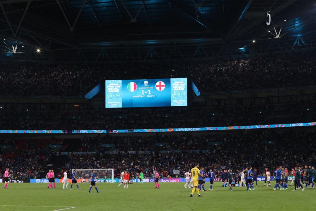 italia campione europa euro 2020 finale