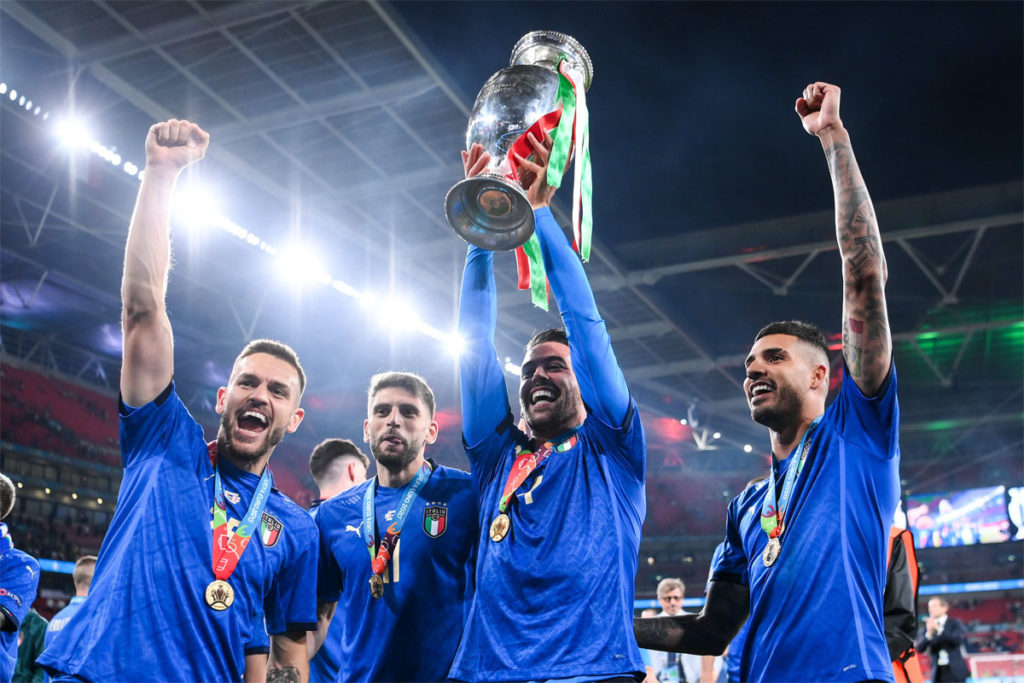 italia campione europa euro 2020 spinazzola