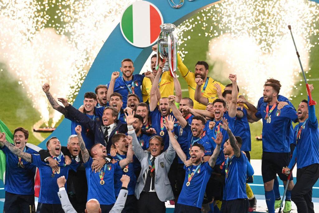 italia campione europa euro 2020 squadra