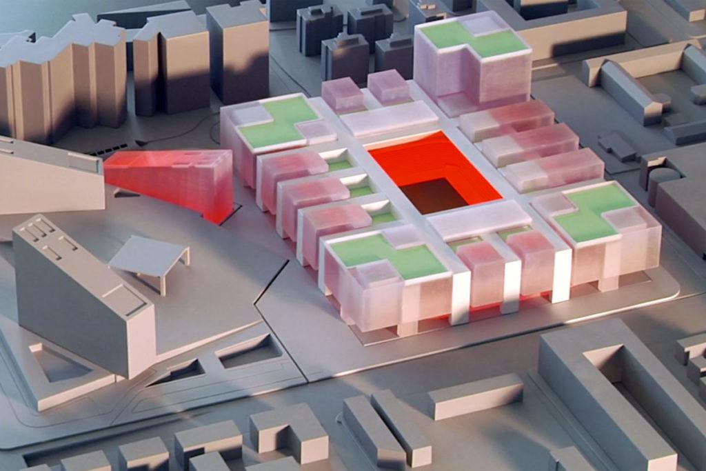 milan concept stadio portello esterno