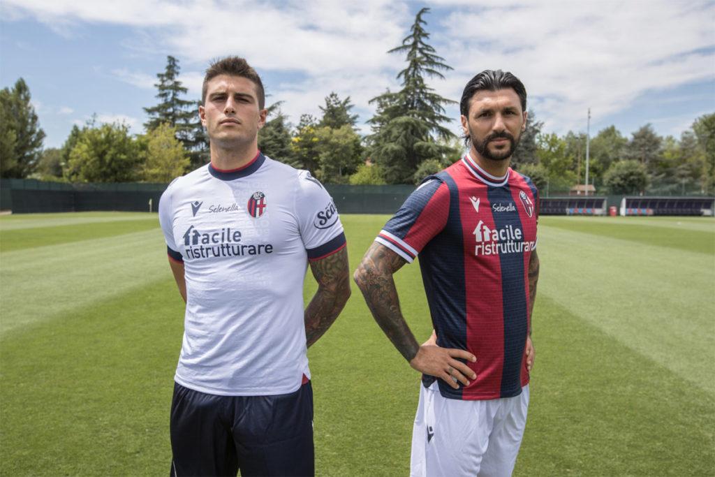 nuova maglia bologna 2021 2022