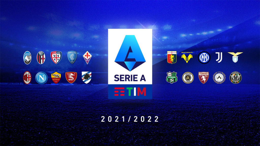 serie a 2021 2022 squadre