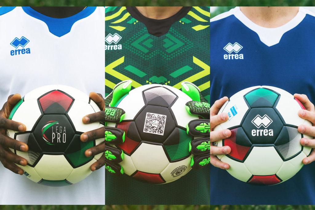 serie c nuovo pallone 2021 2022 errea