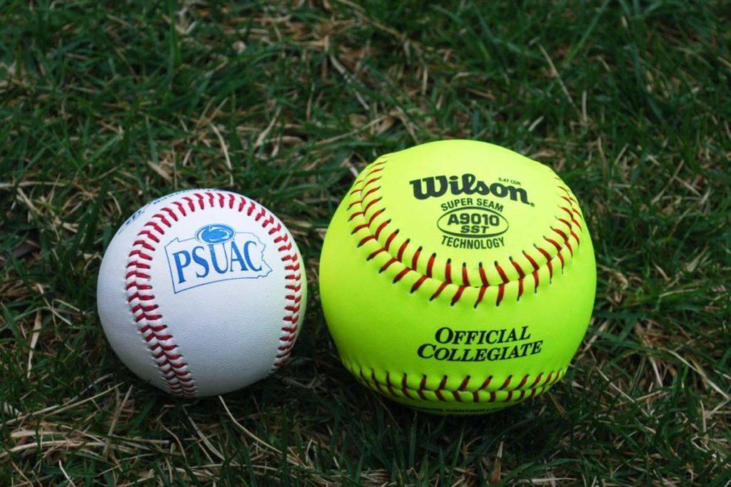softball baseball differenze palla