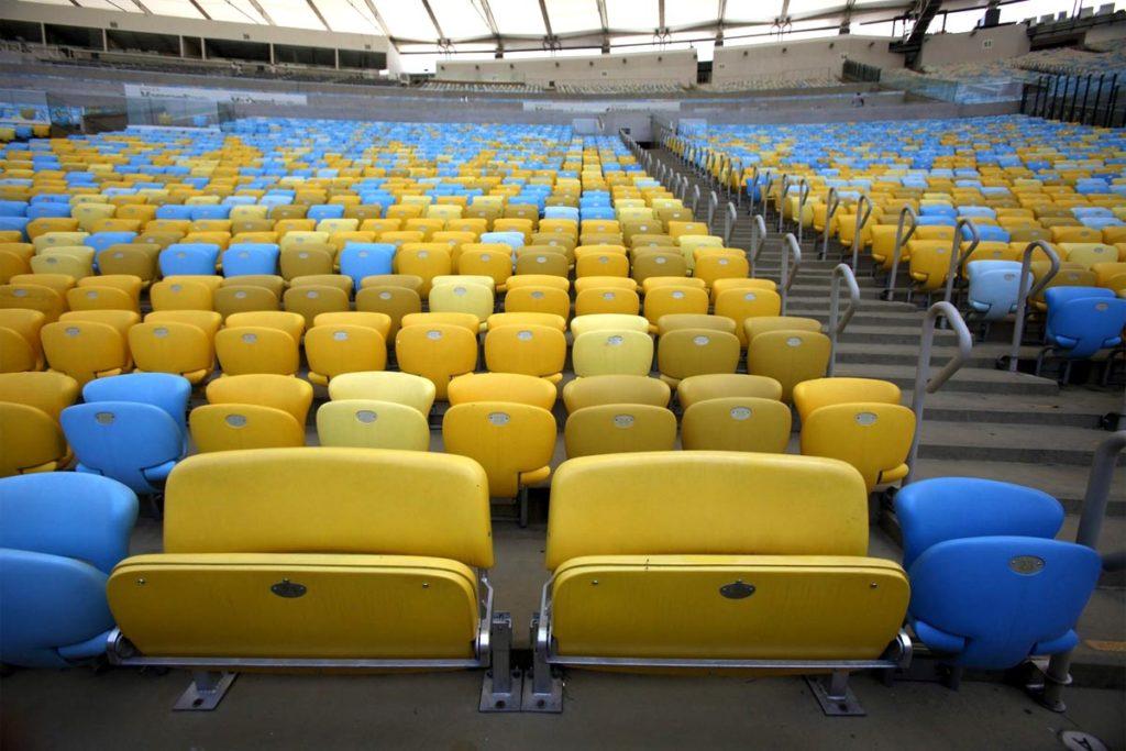 stadi posti tifosi obesità maracana brasile