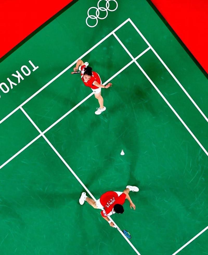 badminton tokyo