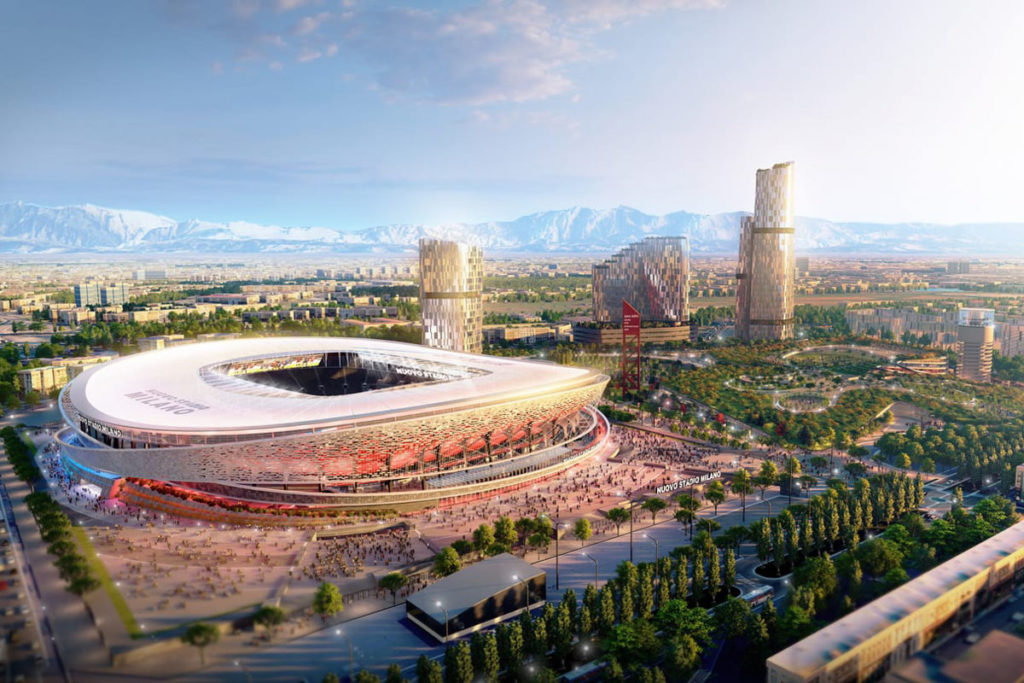 nuovo stadio milano manica sportium proposta san siro