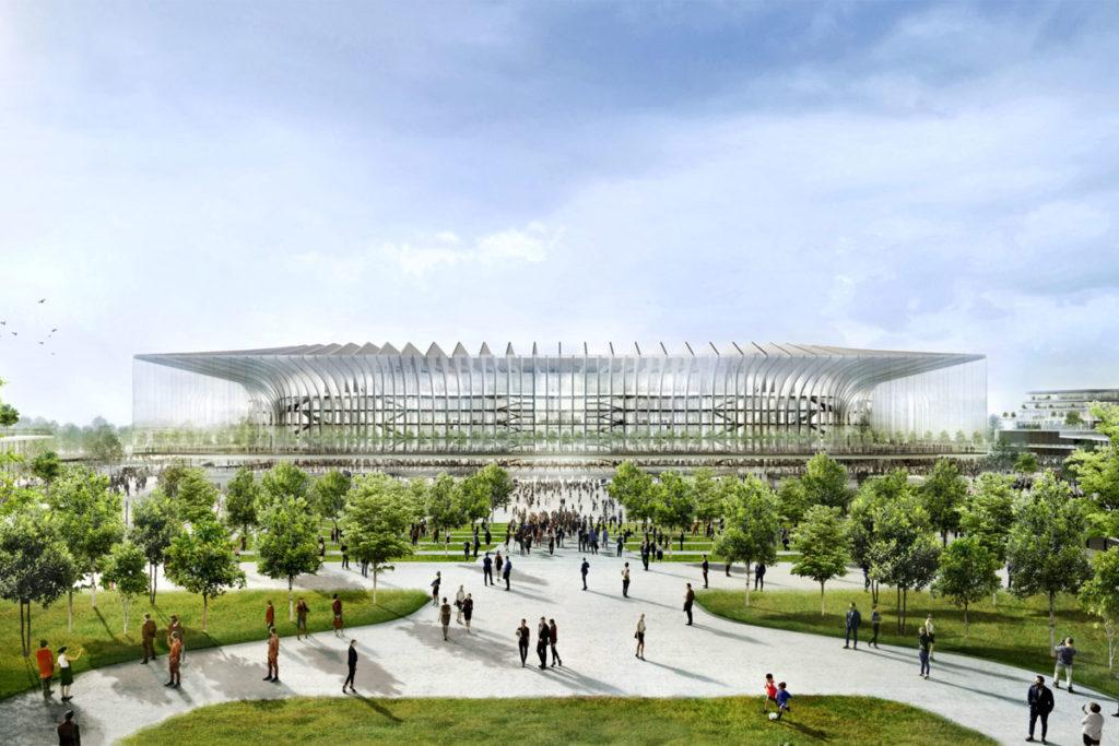 populous stadio milano progetto cattedrale