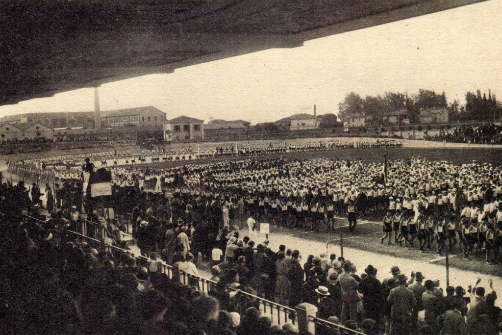 spal stadio mazza comunale 1928