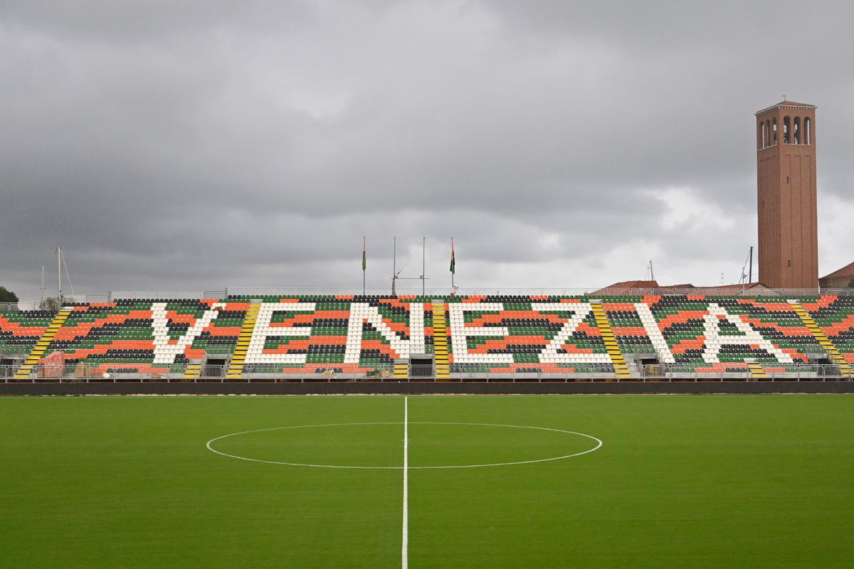 stadio penzo venezia tribuna