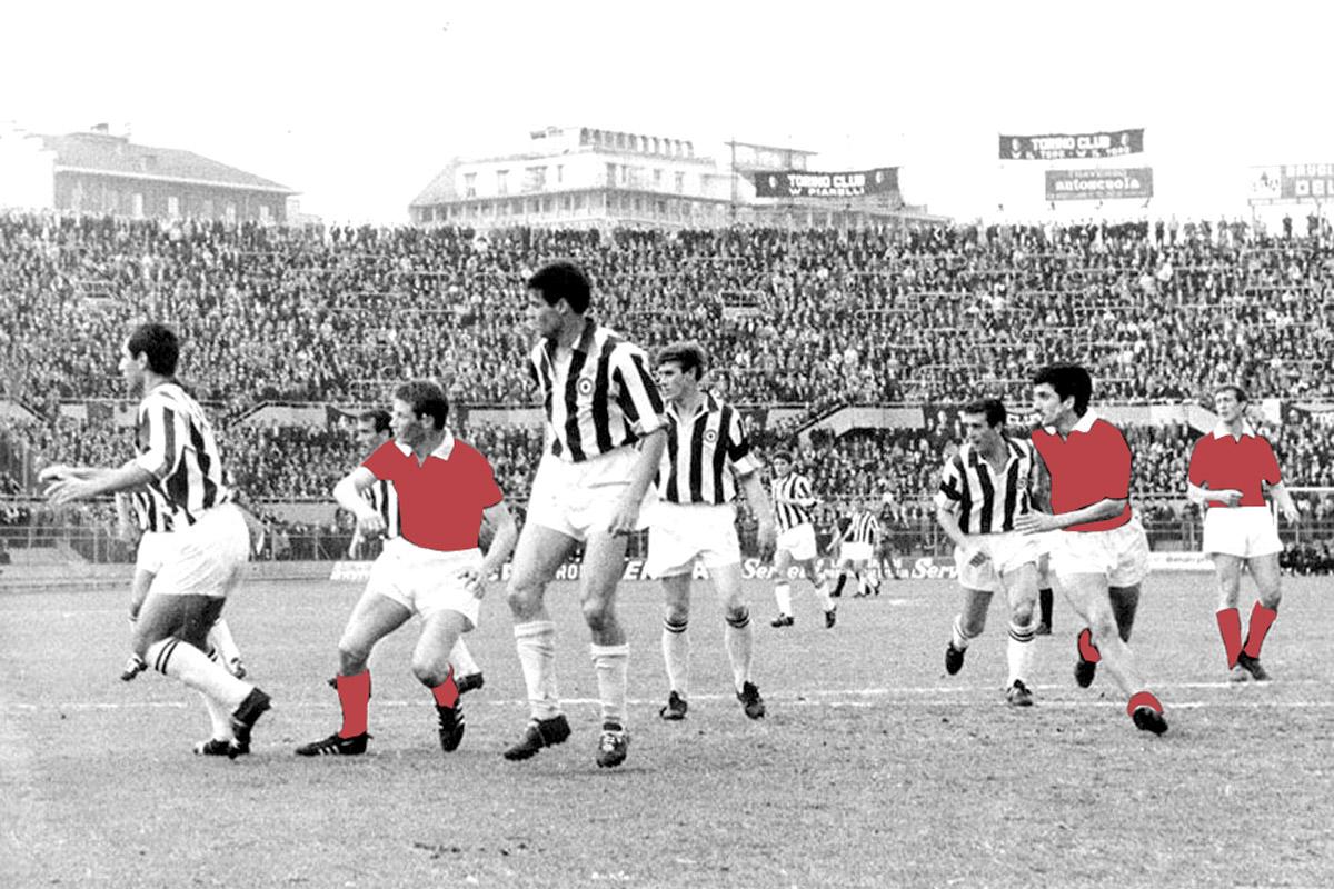 derby della mole torino juventus 1965 1966