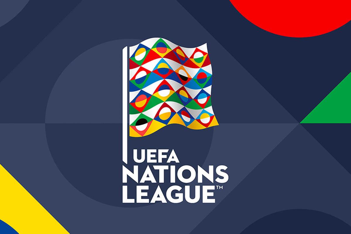 nations league logo bandiera significato